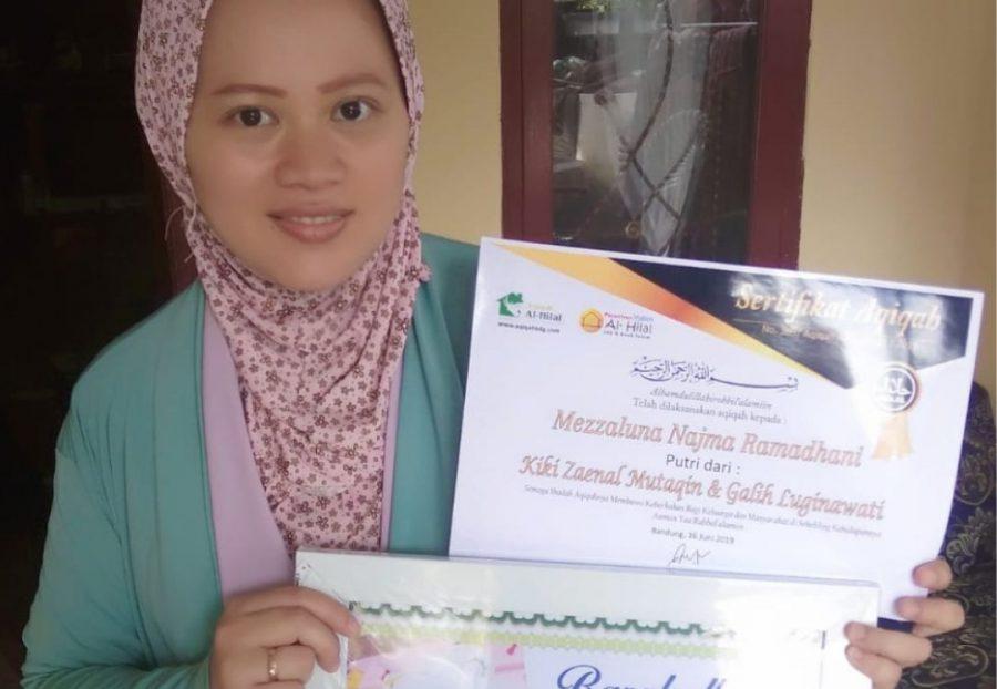 Aqiqah Al-Hilal Bandung