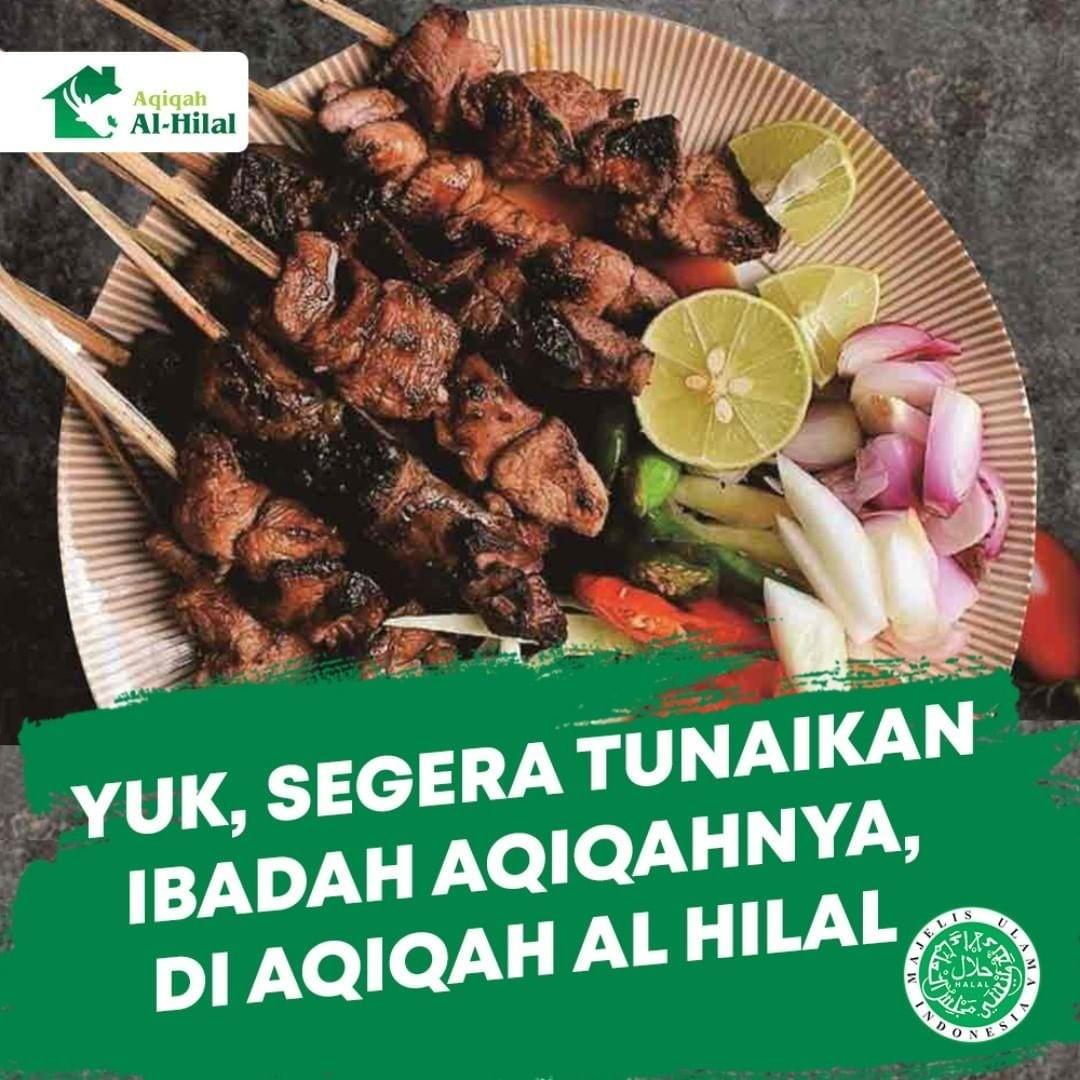 Aqiqah Margahayu Kabupaten Bandung Murah & Gratis Ongkir